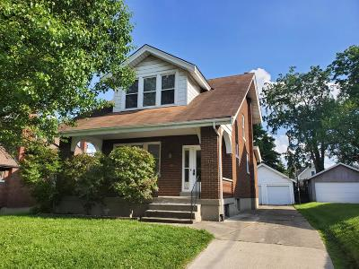 Cheviot Single Family Home For Sale: 3617 Darwin Avenue