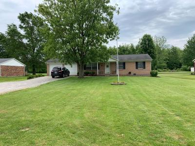 Clermont County Single Family Home For Sale: 1371 Fay Road
