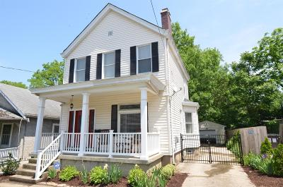 Cincinnati Single Family Home For Sale: 3616 Herschel Avenue