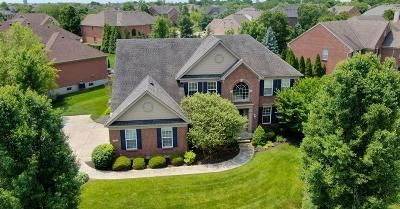 Single Family Home For Sale: 8121 Ascot Glen Court