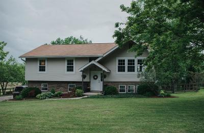 Butler County Single Family Home For Sale: 2301 Timberman Road