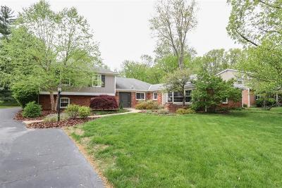 Hamilton County Single Family Home For Sale: 7390 Thumbelina Lane