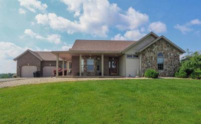 Liberty Twp Single Family Home For Sale: 7074 Prouty Drive