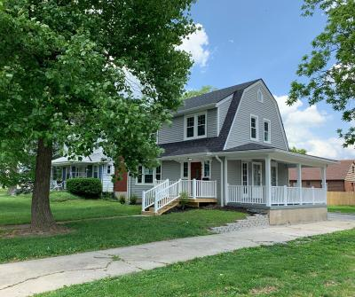 Cincinnati Single Family Home For Sale: 8420 Burns Avenue