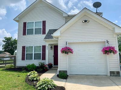 Clermont County Single Family Home For Sale: 627 Hope Way