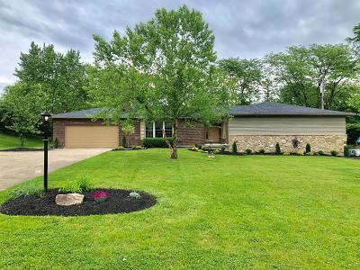 Butler County Single Family Home For Sale: 360 Sir Lawrence