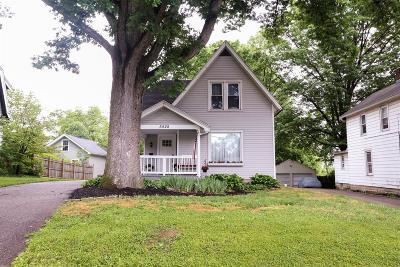 Cincinnati Single Family Home For Sale: 5428 Lester Road