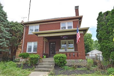 Cincinnati Single Family Home For Sale: 4632 Hamilton Avenue