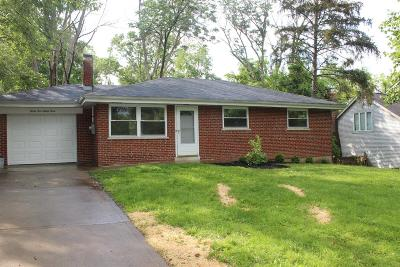 Green Twp Single Family Home For Sale: 3483 Fiddlers Green