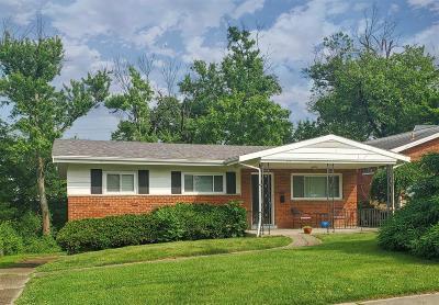Delhi Twp Single Family Home For Sale: 343 Glen Oaks Drive