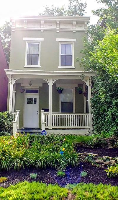 Cincinnati Single Family Home For Sale: 4231 Langland Street