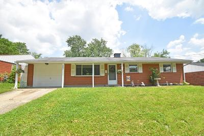 Single Family Home For Sale: 887 Ledro Street
