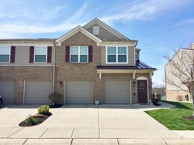 Green Twp Condo/Townhouse For Sale: 7609 Skyview Circle
