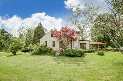 Clermont County Single Family Home For Sale: 6457 Lewis Road