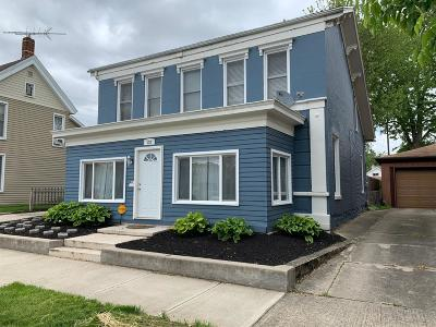 Preble County Single Family Home For Sale: 122 S Maple Street
