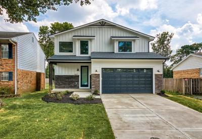 Hamilton County Single Family Home For Sale: 4819 Prospect Avenue