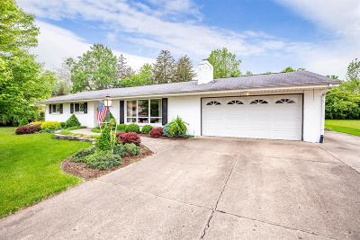 Butler County Single Family Home For Sale: 5 Patrick Drive