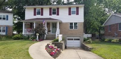 Cincinnati Single Family Home For Sale: 3225 Crimson