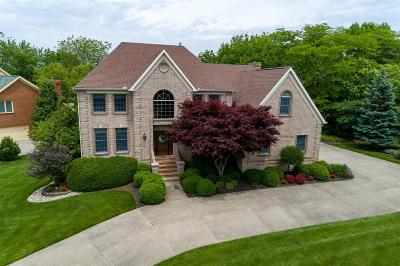 West Chester Single Family Home For Sale: 7399 Wetherington Drive
