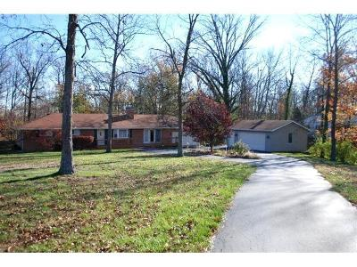 Butler County Single Family Home For Sale: 2332 Morman Road
