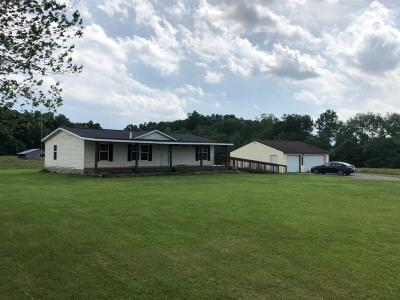 Adams County, Brown County, Clinton County, Highland County Single Family Home For Sale: 5128 Goose Run Road