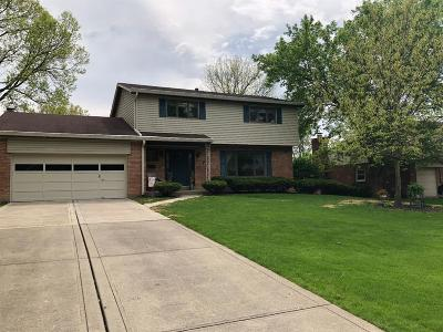 Cincinnati Single Family Home For Sale: 959 Timber Trail