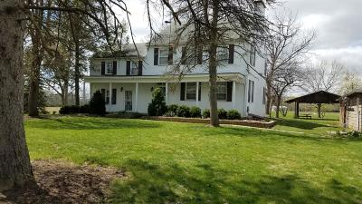 Butler County Single Family Home For Sale: 6400 Trenton Franklin Road