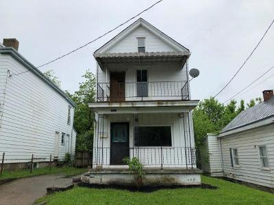 Hamilton County Single Family Home For Sale: 1831 Cleveland Avenue