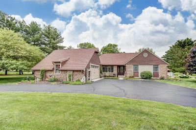 Preble County Single Family Home For Sale: 979 Boulder Drive