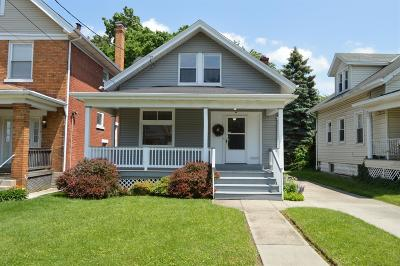 Norwood Single Family Home For Sale: 4108 Wood St