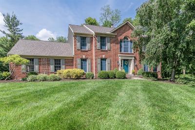 Cincinnati Single Family Home For Sale: 2279 N Heather Hill Boulevard