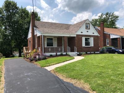 Cincinnati OH Single Family Home For Sale: $159,900