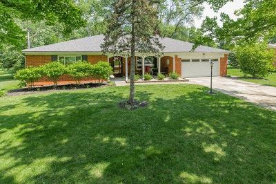 West Chester Single Family Home For Sale: 7476 Elkwood Drive
