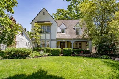 Cincinnati Single Family Home For Sale: 3726 Broadview Drive