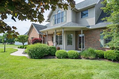 Fayette County Single Family Home For Sale: 1210 Storybrook Drive