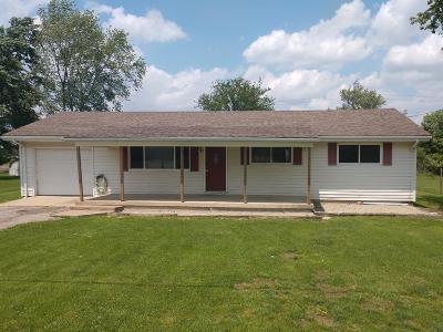 Monroe Single Family Home For Sale: 868 E Garver Road