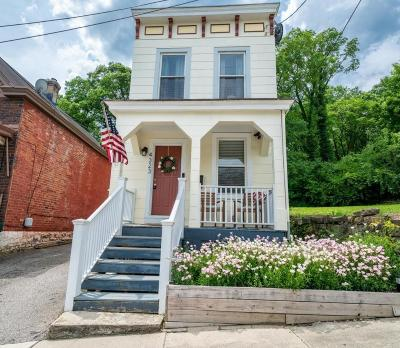 Single Family Home For Sale: 4323 Hays Avenue