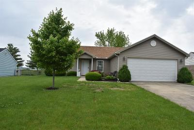 Single Family Home For Sale: 354 Ridgeview Lane