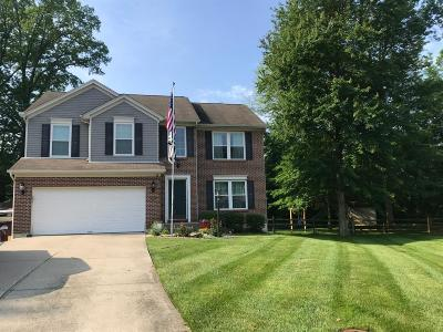 Single Family Home For Sale: 5906 Greywolf Court