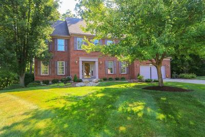 Single Family Home For Sale: 6629 Ridge View Court