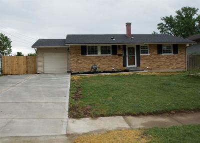 Forest Park Single Family Home For Sale: 11438 Farmington Road