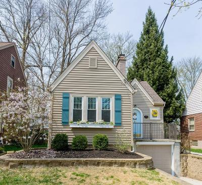 Single Family Home For Sale: 3715 Homewood Road