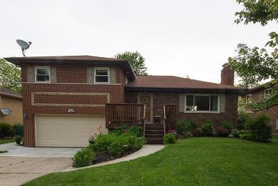 Single Family Home For Sale: 1089 Shangrila Drive