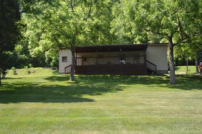 Adams County, Brown County, Clinton County, Highland County Single Family Home For Sale: 7189 Campbell Road