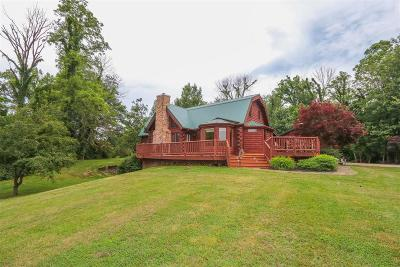 Highland County Single Family Home For Sale: 1225 St Rt 321