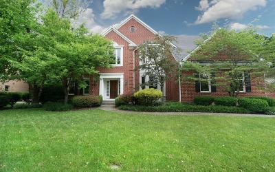 Symmes Twp Single Family Home For Sale: 9894 Mistymorn Lane