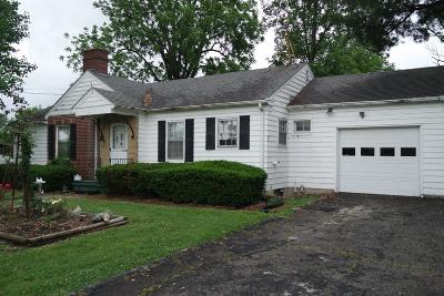 Adams County, Brown County, Clinton County, Highland County Single Family Home For Sale: 652 W Main Street