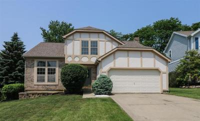West Chester Single Family Home For Sale: 7837 Willow Run Court