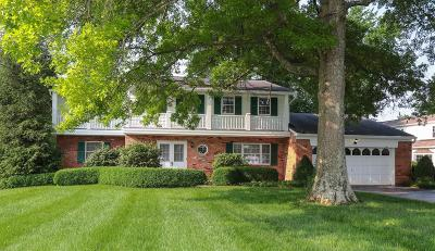 Symmes Twp Single Family Home For Sale: 9816 Humphrey Road