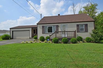 Deerfield Twp. Single Family Home For Sale: 2504 Old Mill Road